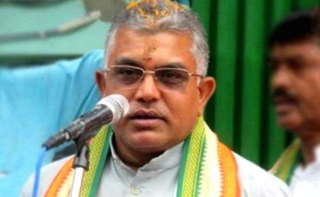 बांग्लादेशी घुसपैठिए ममता का वोट बैंक, बंगाल में एनआरसी जरूरी : दिलीप घोष