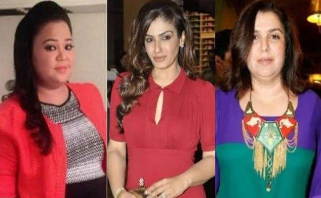 अभिनेत्री रवीना टंडन, फराह खान और भारती सिंह के खिलाफ बीड में मामला दर्ज, जानें क्यों...
