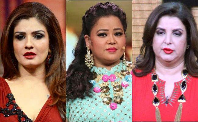 रवीना टंडन, फराह खान और भारती सिंह की बढ़ीं मुश्किलें, पंजाब में दूसरी FIR दर्ज