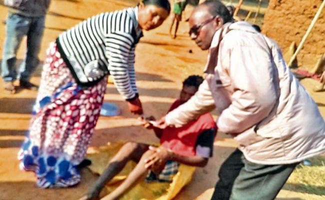 बानो : ....जब हाथी ने महिला को कुचल कर मार डाला, बाल-बाल बचा पति