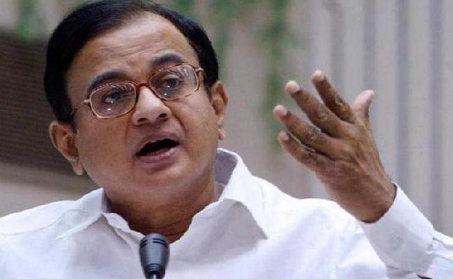 संविधान को हिंदुत्व से प्रेरित दस्तावेज में बदला जायेगा  : चिदंबरम
