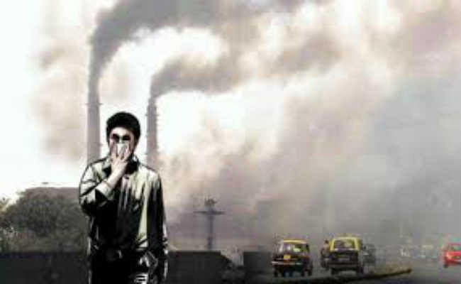 खतरनाक वायु प्रदूषण