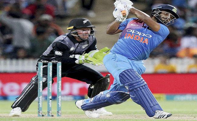 भारत का न्यूजीलैंड में पहली बार टी20 सीरीज जीतने का सपना टूटा, आखिरी मैच 4 रन से हारा
