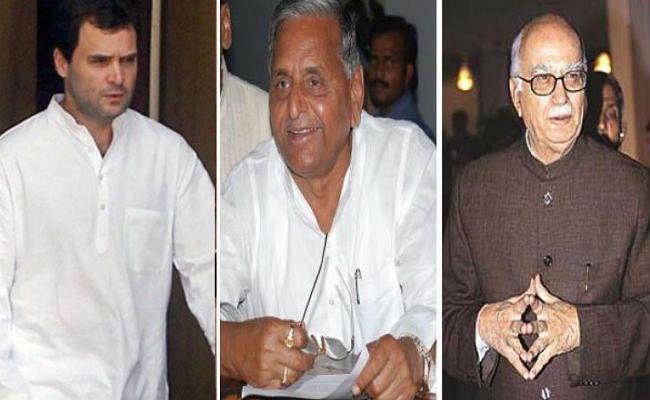 लोकसभा : राहुल, आडवाणी, मुलायम, शत्रुघ्न सहित 31 अन्य सांसदों ने पांच साल में नहीं पूछा कोई सवाल