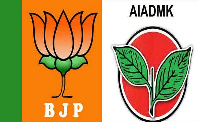 अन्नाद्रमुक को बगावत का डर, भाजपा से गठबंधन का एलान नहीं कर पा रही है पार्टी, चुनाव बाद संभव