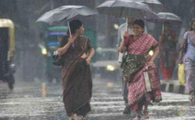 पटना : आज तेज हवाओं के साथ बूंदाबांदी के आसार