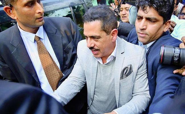 जमीन घोटाला : ED ने वाड्रा की कंपनी की 4.62 करोड़ रुपये की संपत्ति कुर्क की