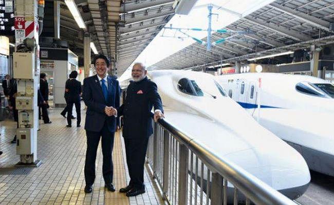 PM Modi के गुजरात में Bullet Train का विरोध, जानें