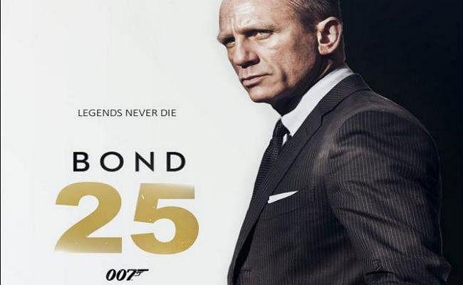 Bond 25: जेम्स बॉन्ड की नयी फिल्म अप्रैल 2020 में होगी रिलीज
