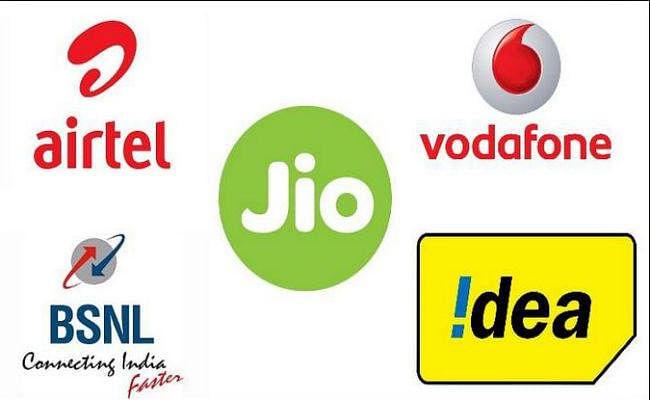 Jio, BSNL के ग्राहक बढ़े, Vodafone Idea के सबसे ज्यादा घटे