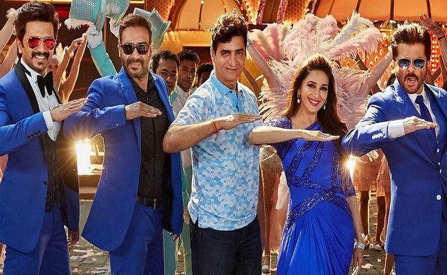 Box Office पर अजय, अनिल, माधुरी ने मचाया Total Dhamaal, अब तक कमा लिये इतने करोड़