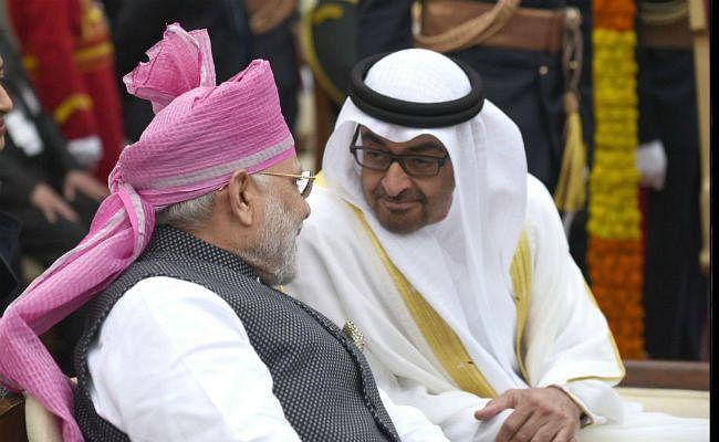 अबू धाबी के युवराज ने पीएम मोदी और इमरान खान से की फोन पर बात