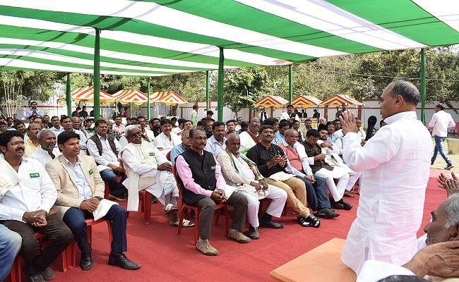 बिहार और देश को नयी दिशा देगा जदयू का ''तीर'' : आरसीपी सिंह