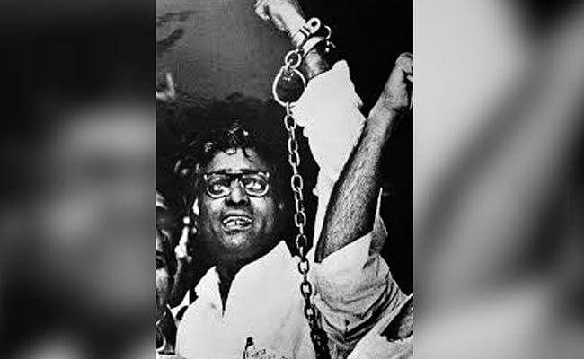 जेपी ने 1977 में चुनाव लड़ने मुजफ्फरपुर बुलाया था जॉर्ज को, चंदा जुटाने जूता पॉलिश भी करते थे कार्यकर्ता