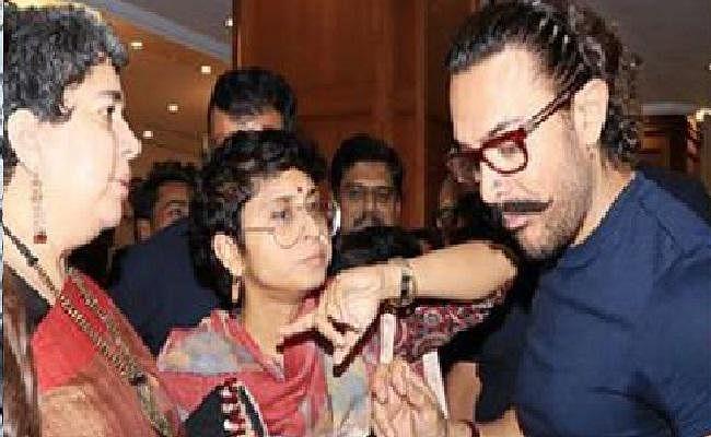 आमिर ने पत्नी रीना को लिखी थी खून से चिट्ठी, ब्रेकअप पर हो गये थे गंजे