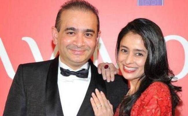 नीरव मोदी की पत्नी के खिलाफ गैर जमानती वारंट जारी