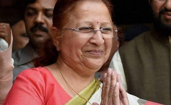 Lok Sabhe Election 2019 : इंदौर में 30 साल से अजेय 'ताई' की चुनावी दावेदारी को दोहरी चुनौती
