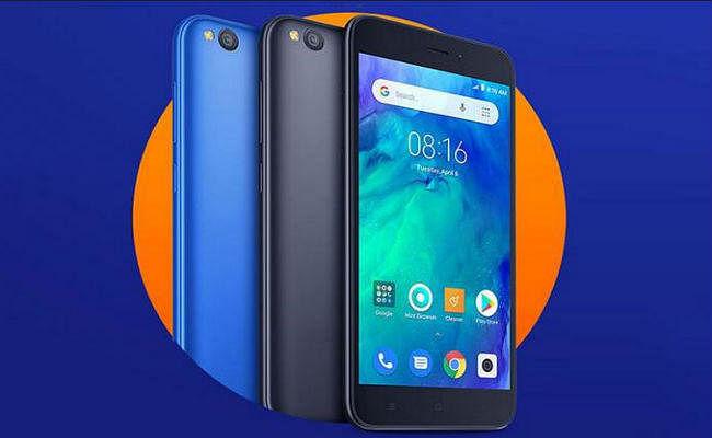 Xiaomi का सबसे सस्ता स्मार्टफोन Redmi Go भारत में लॉन्च, जानें सारे Details