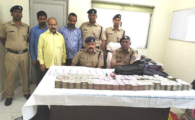 पटना के दो भाइयों के साथ रांची का राजन ट्रेन में करता था करोड़ों की चोरी, RPF ने किया गिरफ्तार