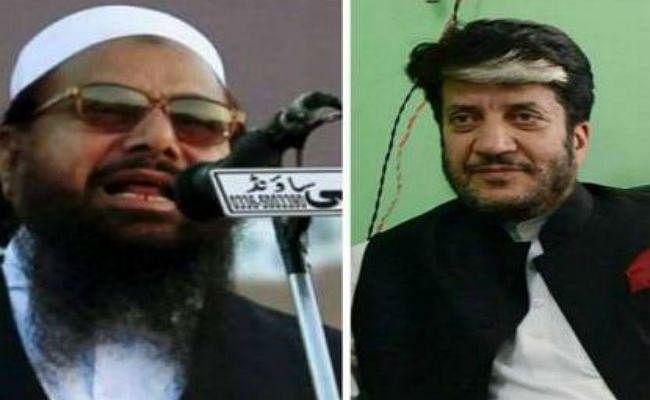 कश्मीर में हाफिज सईद और शब्बीर शाह की जब्त होंगी संपत्तियां, जांच एजेंसियों ने कर ली है तैयारी