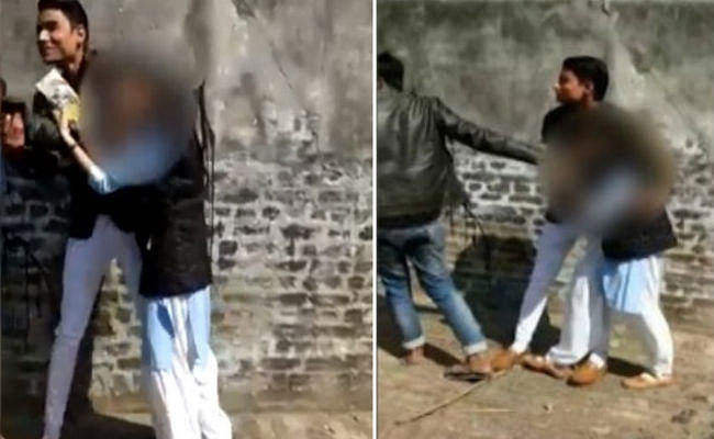 छात्रा से छेड़छाड़ का Video Viral, एक आरोपी पुलिस के हत्थे चढ़ा