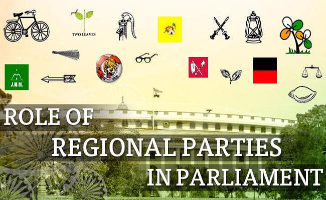 तीन दशक में क्षेत्रीय दलों ने 6 बार बनायी अपनी पसंद की सरकार