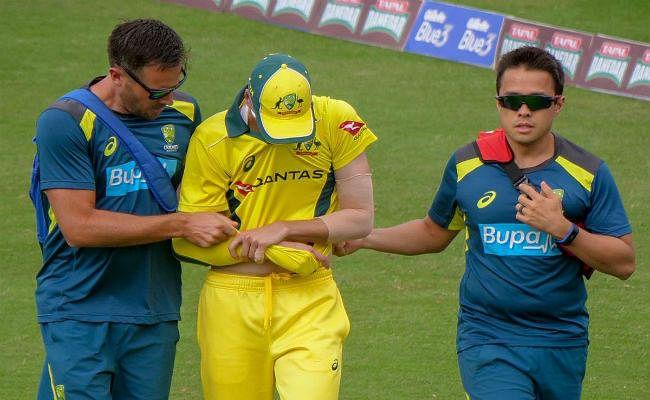 ऑस्ट्रेलिया के तेज गेंदबाज रिचर्डसन का कंधा खिसका, पाक दौरा बीच में छोड़ा