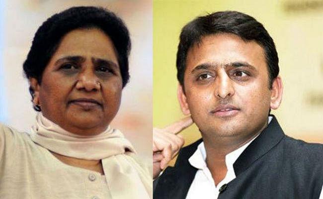 यूपी में परशुराम की प्रतिमा से ब्राह्मण वोटरों पर निशाना साधने की तैयारी में सपा, मायावती ने भी किया बड़ा ऐलान...
