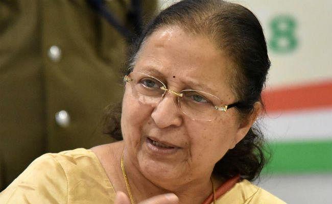 इंदौर : ....जब टिकट की घोषणा से पहले ही ताई ने संभाल लिया मोर्चा, इधर भाजपा की घोषणा के इंतजार में है कांग्रेस