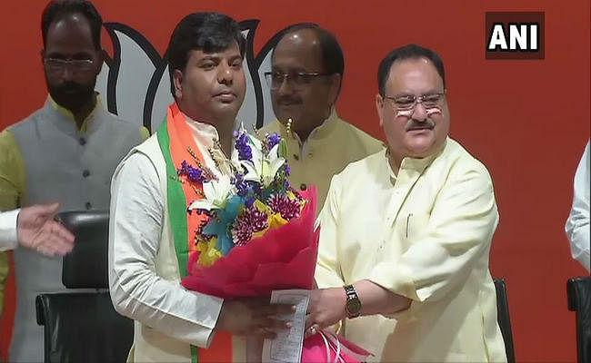 UP: निषाद पार्टी का एनडीए के साथ हुआ गठबंधन, भाजपा के हुए गोरखपुर छीनने वाले प्रवीण