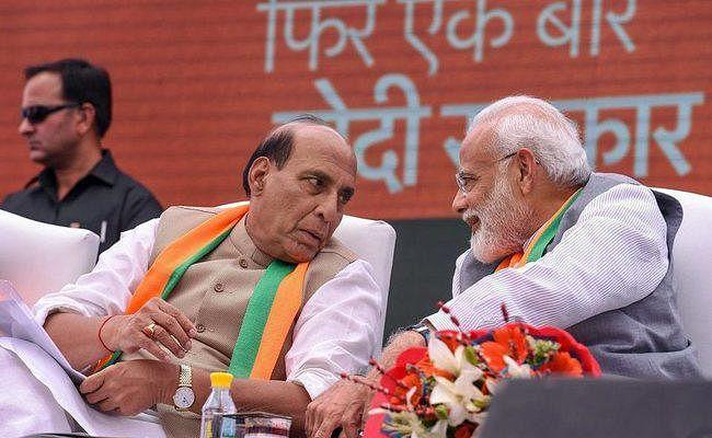 #BJPManifesto : किसानों की आय दोगुनी, पेंशन योजना शुरू करने का वादा