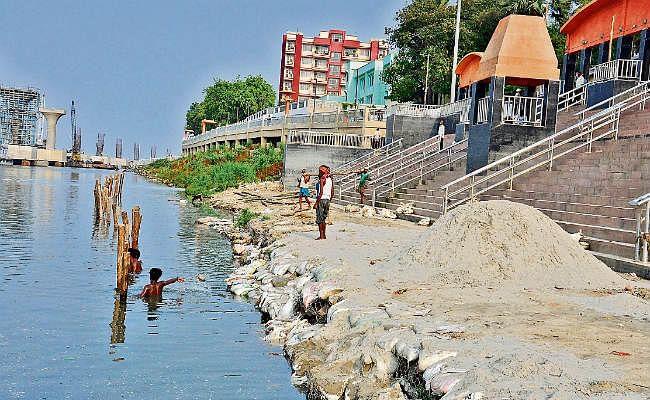 पटना : नहाय-खाय के साथ चैती छठ आज से, घाट हो रहे तैयार