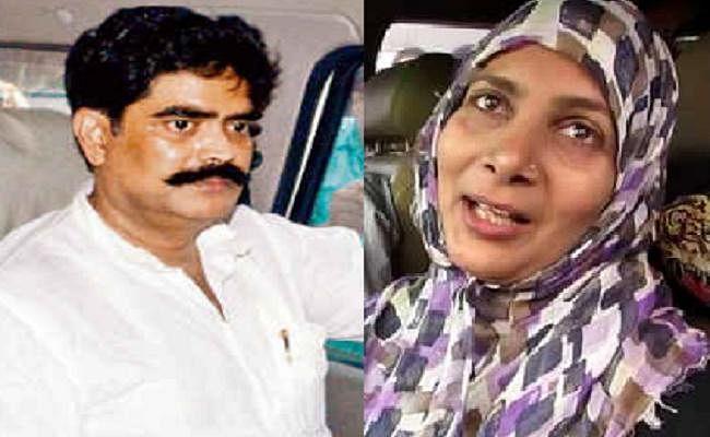 लोकसभा चुनाव : सीवान के बाहुबली पूर्व सांसद शहाबुद्दीन की पत्नी हेना शहाब 22 को करेंगी नामांकन दाखिल