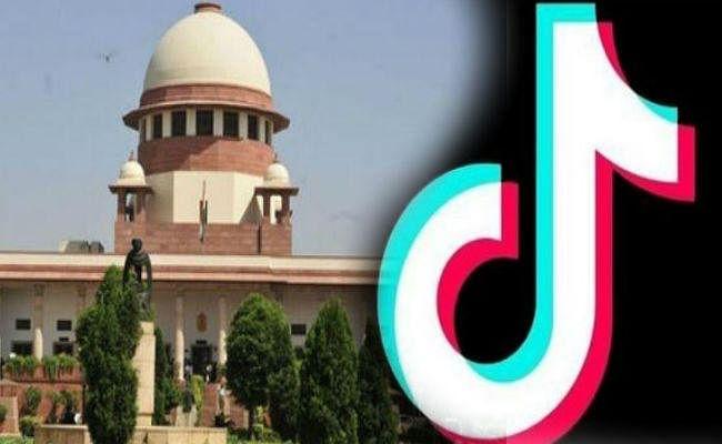 ''टिक टॉक'' एप पर मद्रास हाईकोर्ट के फैसले को बदलने से सुप्रीम कोर्ट का इंकार