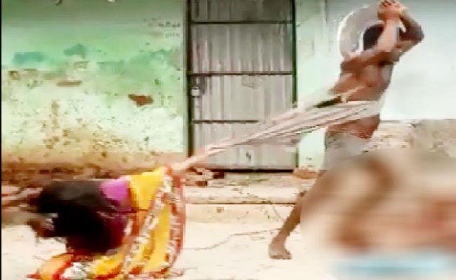 भागलपुर : घरेलू झगड़े में छोटे बेटे के साथ मिल कर पिता ने बड़े बेटे को काट डाला