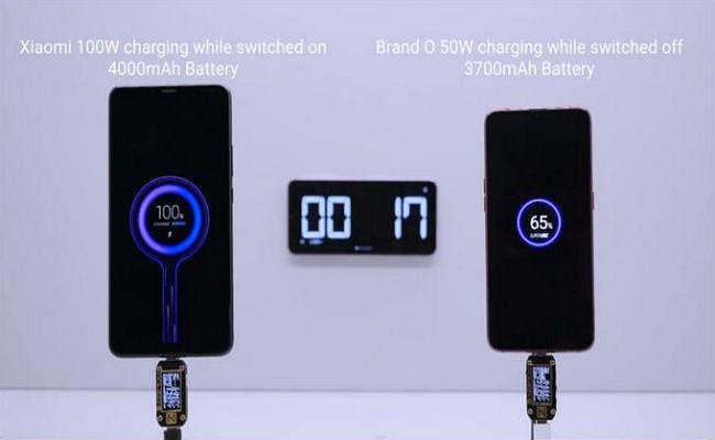 Xiaomi बना रहा दुनिया का सबसे फास्ट चार्जर, 17 मिनट में फुल चार्ज होगी 4000mAh की बैटरी