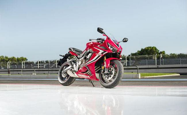 Honda Motorcycle ने बाजार में लॉन्च किया 7.7 लाख रुपये की CBR 650-R