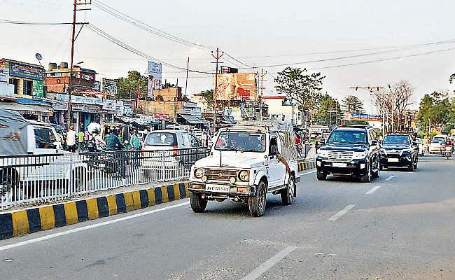 बिरसा मुंडा एयरपोर्ट से राजभवन तक की सुरक्षा सख्त, पीएम  मोदी के दो दिवसीय दौरे को लेकर एसपीजी ने संभाली कमान