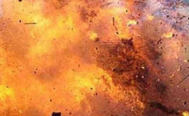 श्रीलंका पुलिस ने संदिग्ध मोटरसाइकिल को नियंत्रित विस्फोट से उड़ाया