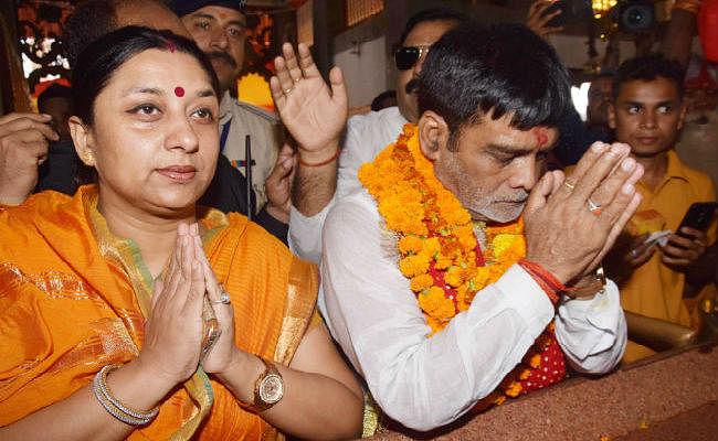 लोकसभा चुनाव : NDA प्रत्याशी रामकृपाल ने महावीर मंदिर में पूजा कर दाखिल किया नामांकन, किया रोड शो, ...देखें तस्वीरें