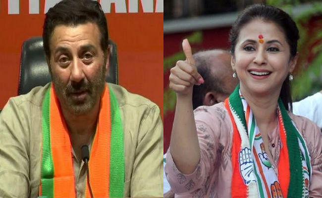 Lok Sabha Election 2019: अभिनेता सनी देओल के अलावा ये सितारे चुनावी दंगल में