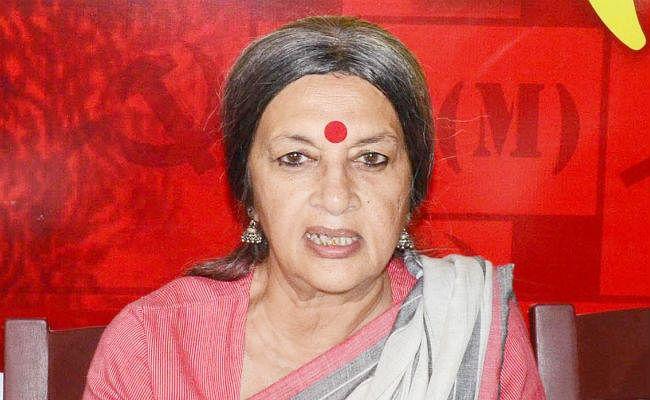 लोकसभा चुनाव : गिरिराज सिंह ''खुरपका मुंहपका'' रोग से पीड़ित : बृंदा करात