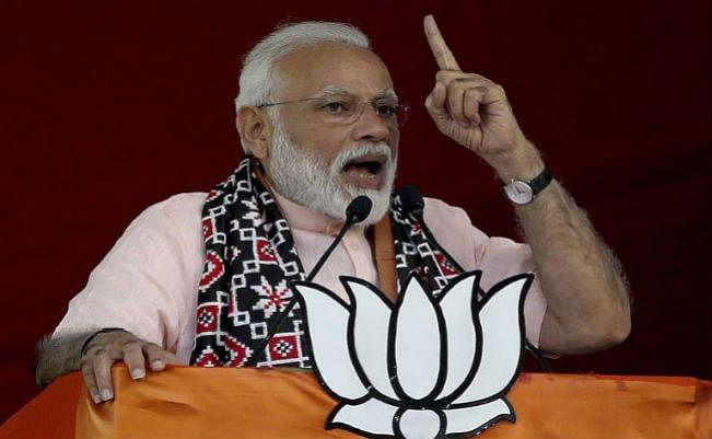 लोकसभा चुनाव 2019 : बोले पीएम मोदी - कोई मुझे कितनी भी गाली दे, चिन्ता ना करें