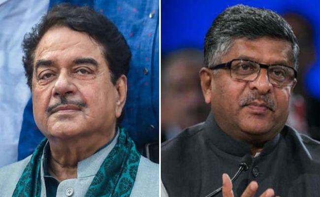 कायस्थ वोट में सेंधमारी की चुनौती, शत्रुघ्न या रविशंकर, कौन बनेगा पटना का साहिब !