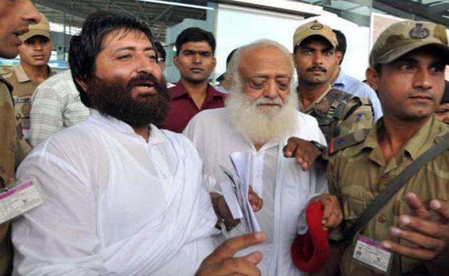 बलात्कार मामले में आसाराम के बेटे नारायण सांई को उम्र कैद, तीन सहयोगियों को 10 साल की सजा