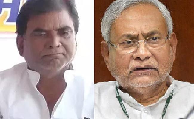 बिहार : जदयू विधायक अमरनाथ गामी ने अपना इस्तीफा नीतीश कुमार को भेजा