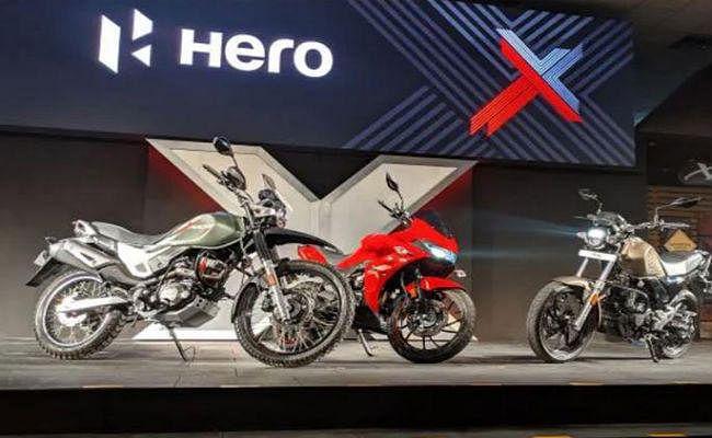 Hero Motocorp ने लॉन्च की तीन नयी बाइक- Xpulse 200, Xpulse 200T, Xtreme 200S