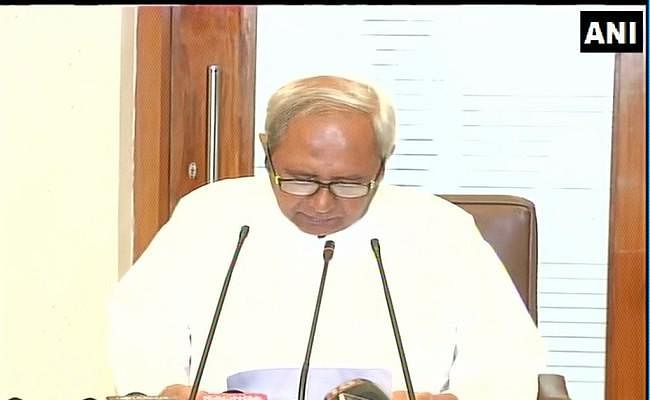 फेनी का कहरः  ओडिशा के मुख्यमंत्री नवीन पटनायक ने कहा  24 घंटे में रिकार्ड 12 लाख लोगों को बचाया गया