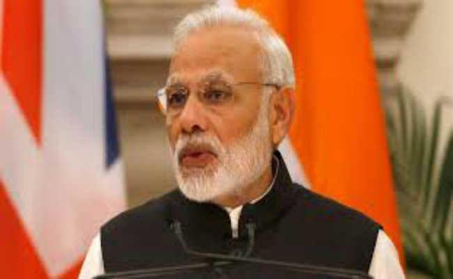 प्रधानमंत्री नरेंद्र मोदी की विजय संकल्प सभा आज चाईबासा में