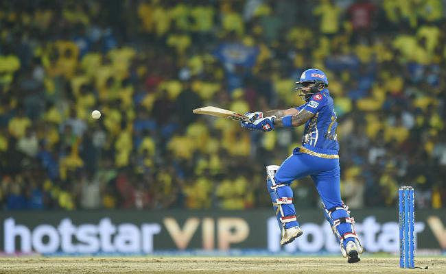 आईपीएल फाइनल में पहुंचकर बोले, रोहित शर्मा - सूर्यकुमार हैं स्पिन के ''महारथी''